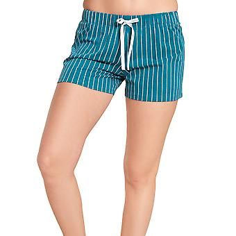 Rösch be happy! 1202143-11644 Women's Petrol Pyjama Short