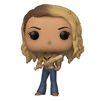 Birds of Prey Black Canary Boobytrap Battle Pop! Vinyl