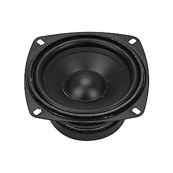 1pc 4-inch Audio 30-w 8-ohm Woofer Midrange Bass Computer-speakers For Home