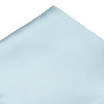 Ties Planet Plain Vivid Cielo Blu Tasca Quadrato Fazzoletto