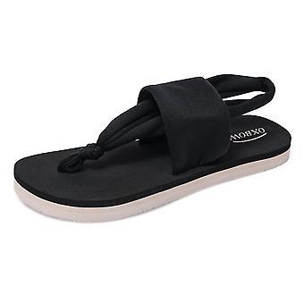 Oxbow Verdot Flip Flops - Black