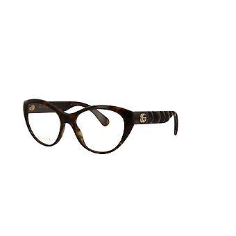 غوتشي GG0812O 002 هافانا نظارات