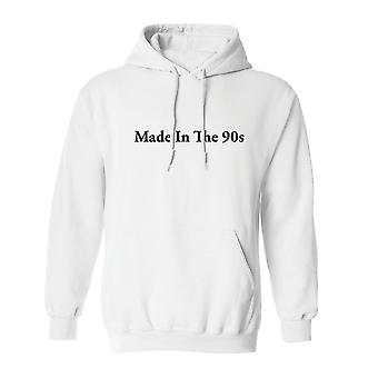 Made In The 90s Quote Men's Huppari