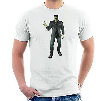 Frankenstein Monster Pose Men's T-Shirt
