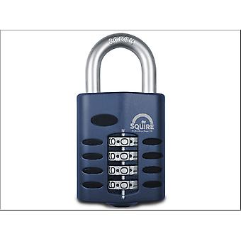 Squire Combination Padlock 50mm CP50