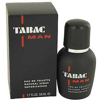 Tabac Man By Maurer & Wirtz Eau De Toilette Spray 1.7 Oz (men) V728-536180