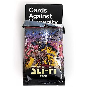 Jeu de cartes Cards Against Humanity Sci-Fi Pack Card