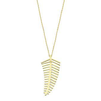 Guld halsband