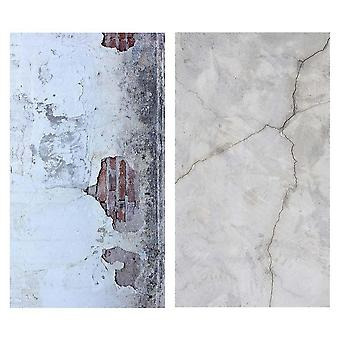 Double Sides Photography Backdrops, Premium Marble Texture