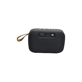 CoolBox COOLJAZZ 3W 400 mAh black bluetooth speakers
