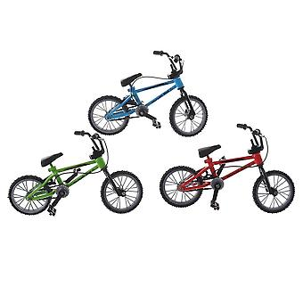 Mini Fuctional Finger Bmx Mountain Bike Fixie Bicycle Toy Creative Game