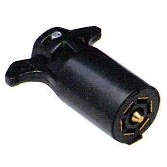 Хопкинс 48505 7-полюсный RV лезвие трейлер конец