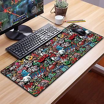Computer / Gaming Large Mouse Pad Gamer Xxl Mause Carpet Pc Desk Mat Keyboard