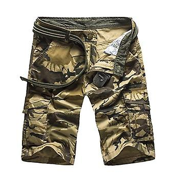 New Casual Shorts Loose Work Military Short Pants