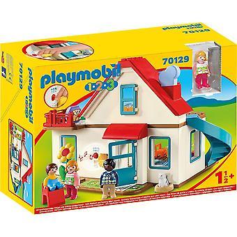 Playmobil Family Home