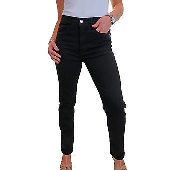 Jeans en denim Stretch Good Stretch Taille Haute Femme