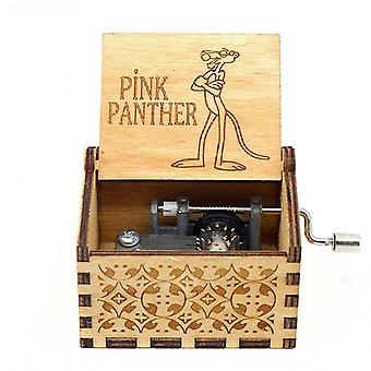 Hand Crank Music Box Caja Musikaali Kuningatar Bohemian Rhapsody