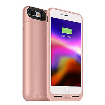 mophie Juice Pack vezeték nélküli töltőakkumulátor tok iPhone 8 / 7 - Rose Gold
