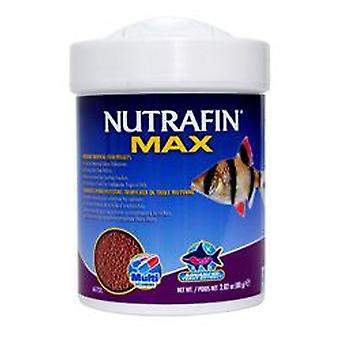 Hagen NUTRAFIN MAX TROPICAL FISH GRANULES - 80 g / 200 ml (Fish , Food)
