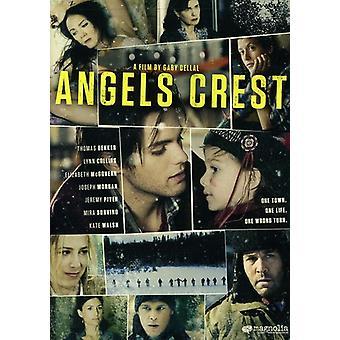 Angels Crest [DVD] USA import