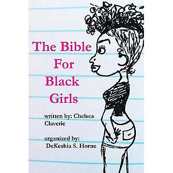 The Bible For Black Girls - a collection of texts posts from tumblr us
