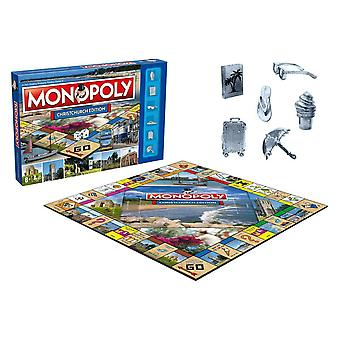 Monopoly christchurch board game