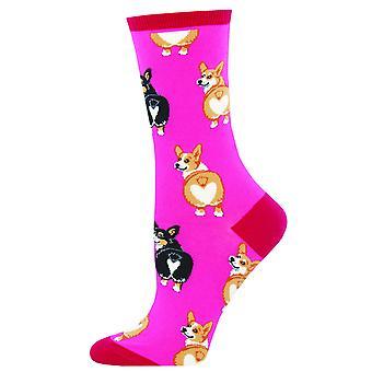 Socksmith Womens/Ladies Corgi Butts Socks