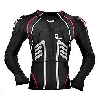 Armură de echipament de protecție, jachetă de motocicletă rezistentă la vânt și reflectorizantă