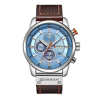 Men's business watch quartz waterproof watch mzmw-8291