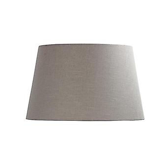 43Cm Floor Lamp Shade In Burlap Fabric