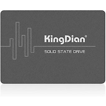 HanFei 60GB 120GB 240GB 480GB 1TB 2TB 2.5IN SATAIII 3D NAND SSD Solid State Drive (S280 480GB)