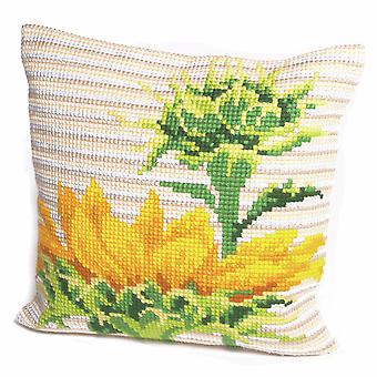 Collection d'Art Cross Stitch Kit: Cushion: Afternoon