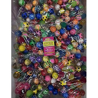 FengChun Hüpfbälle, 30 Stck Flummis Springball Verschiedene Bunte 30mm Hohe Bouncing Balls Party