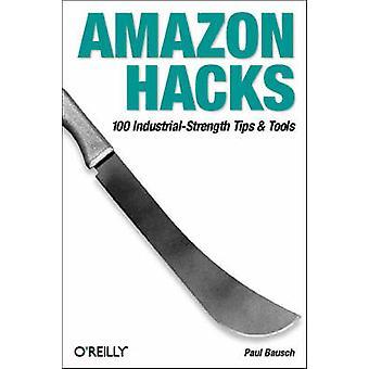 Amazon Hacks av Paul Bausch
