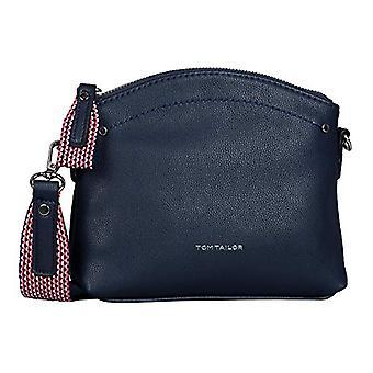 Tom Tailor Delia, Cross Bag. Woman, Dark Blue, Small