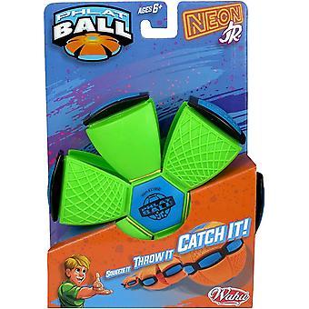 FengChun Goliath Phlat Neon oder Metallic farbige Umwandlung Outdoor Ball Spielzeug-Rosa, Orange, grün,
