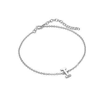 Hot Diamonds Diamond Letter I Bracelet DL620