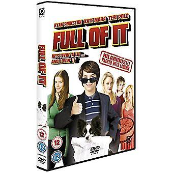 Full of It DVD