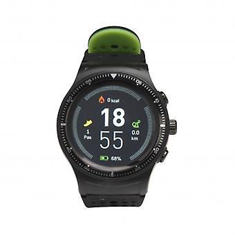 "Smartwatch Denver Electronics SW-500 HRM 1,3""IPS GPS 350 mAh Svart"