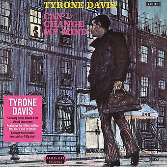 Tyrone Davis - Kan jag ändra mig Vinyl