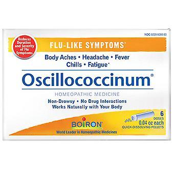 Boiron Oscillococcinum, 6 doser