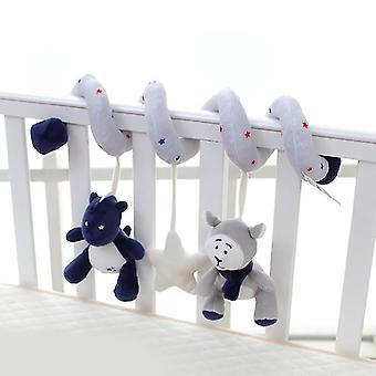 nieuwe mobiele rammelaar 070 multi touch dubbele beschermer babydoek boek bed bumper sm51732