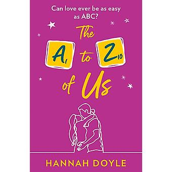 The A to Z of Us by Hannah Doyle
