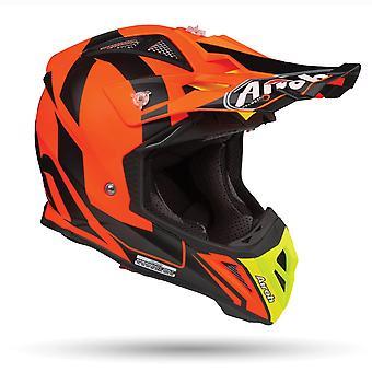 Airoh Aviator 2.3 Bigger Motocross & ATV Helmet Orange