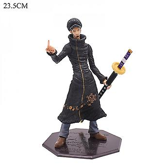 Anime Characters One Piece Cartoon Characters Pop Adjustable Pvc Action Model Series Doll Toys