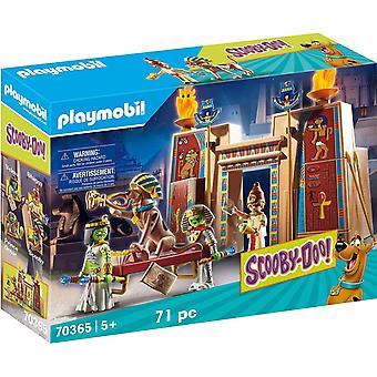 Playmobil Scooby Doo! Adventure in Egypt70365