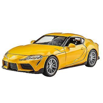 Diecast Vedä takaisin auto lelut kevyt ääni simulointi kilpa-auto malli