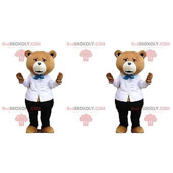 Mascote REDBROKOLY.COM Ted o famoso ursinho de pelúcia do filme de mesmo nome