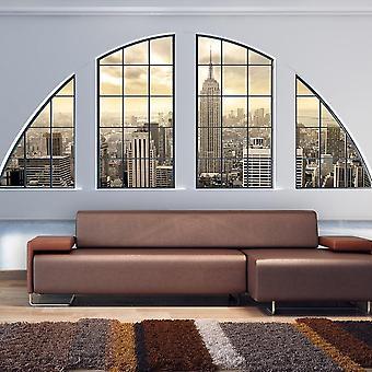 Bakgrundsbilder för fönstereffekt - Belysning - Empire State Building