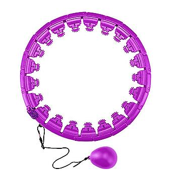 Smart Weighted Hula Fitness Hoops